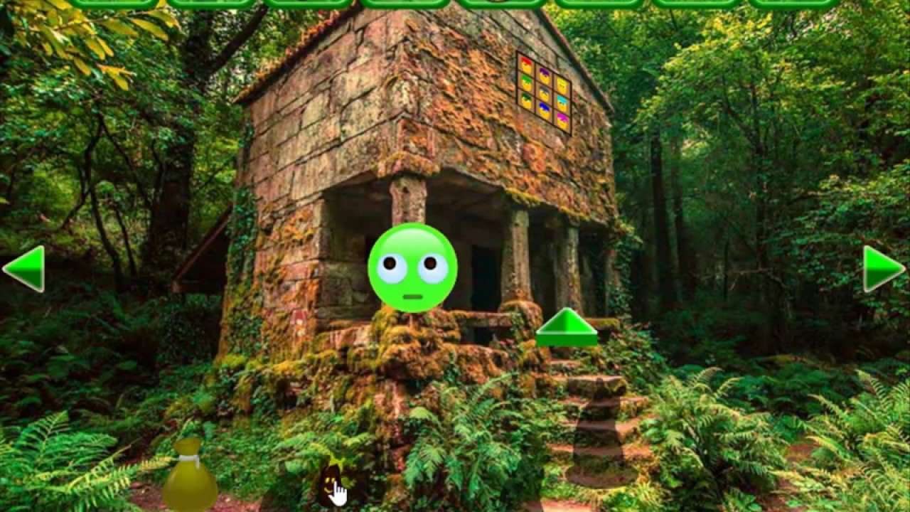 Emoji Forest Escape Video Walkthrough | Wowescape