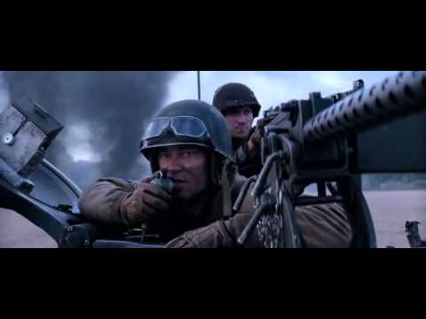 FURY   First battle scene