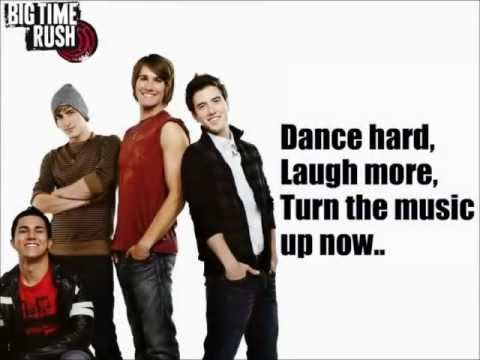 Till I Forget About You - Big Time Rush Lyrics