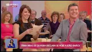 Baixar Declaração de amor da Tânia Ribas de Oliveira a João Baião -