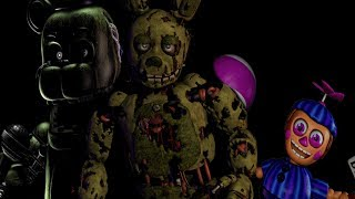 Springtraped from Ultimate Custom Night sing Its Time to Die b…