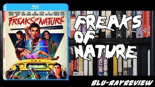 Freaks Of Nature Blu-ray Review