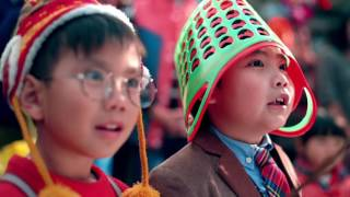 McDonald's 'Prosperity Brand TVC' DDB Group Hong Kong