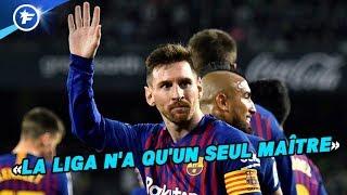 La nouvelle performance XXL de Messi ébahit l'Espagne | Revue de presse