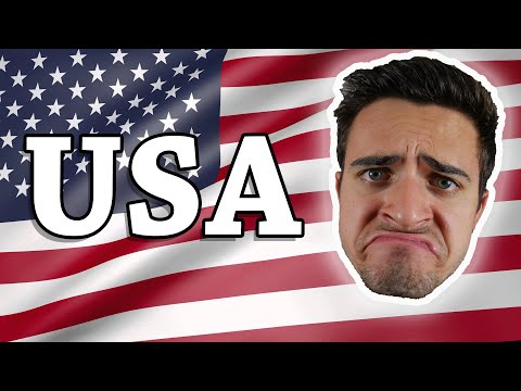 The Worst Things about USA