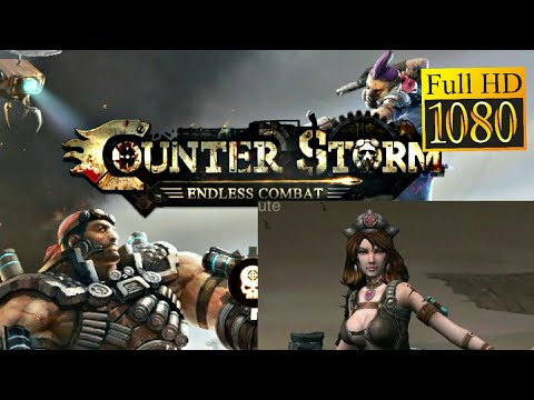 Counter Storm: Endless Combat Game Review 1080p Super Avatar