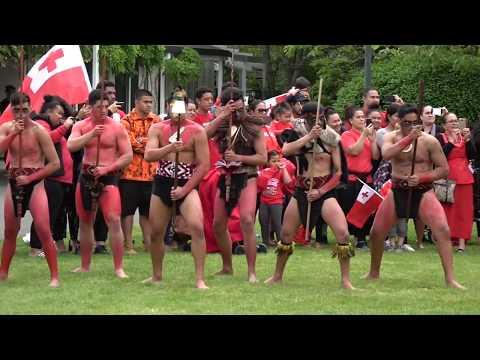 Mate Ma'a Tonga - Whakatau Welcome - Hamilton Aotearoa
