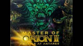 Master of Orion 2 : Battle at Antares Soundtrack (Galactic theme2)