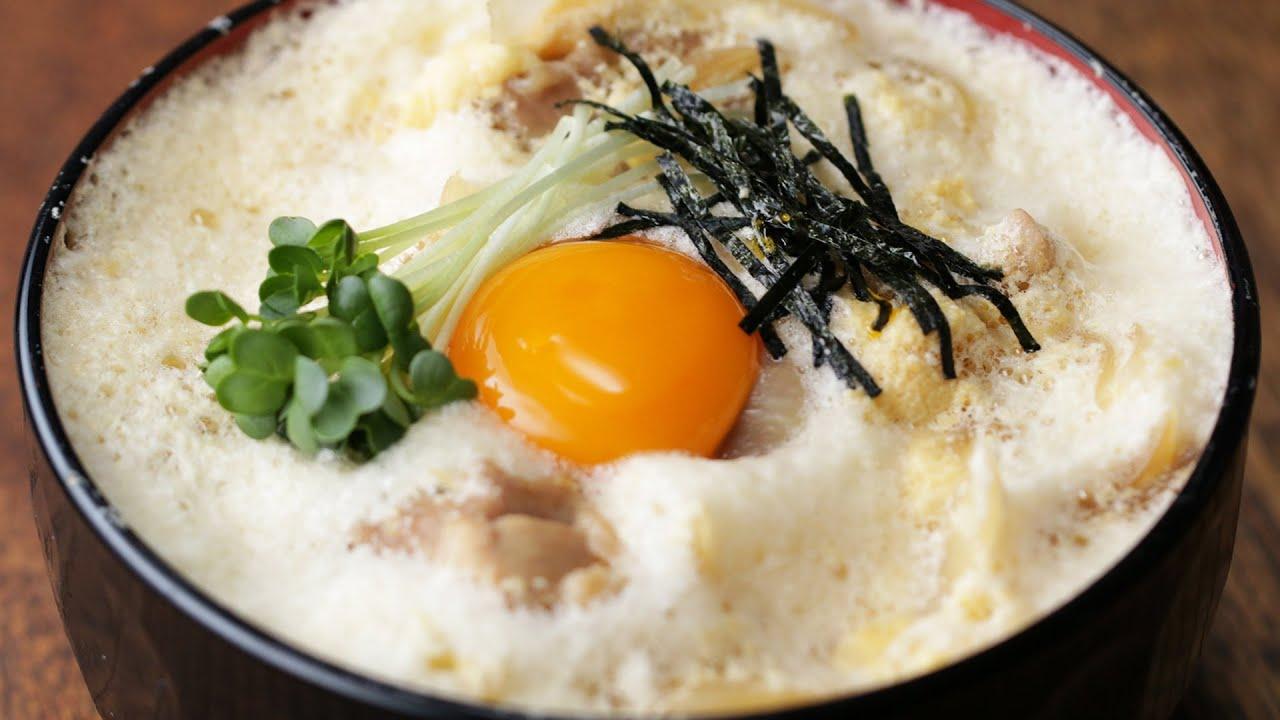 ふわ とろ 親子 丼 レシピ
