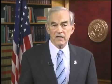 Ron Paul has issued a sobering warning to us all