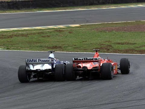 2001 F1 Brazilian Grand Prix (Full GP)