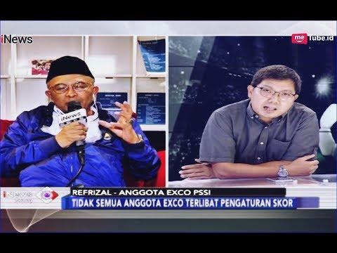 Soal Match Fixing, Exco PSSI Tak Terima Seluruh Anggotanya Harus Tanggung Jawab - iNews Sore 07/02