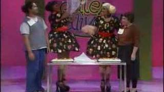 Eaten Alive Game Show - Pani Popo