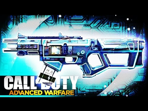 ADVANCED ENERGY WEAPON! - Infinite Warfare Look-Alike Gun?