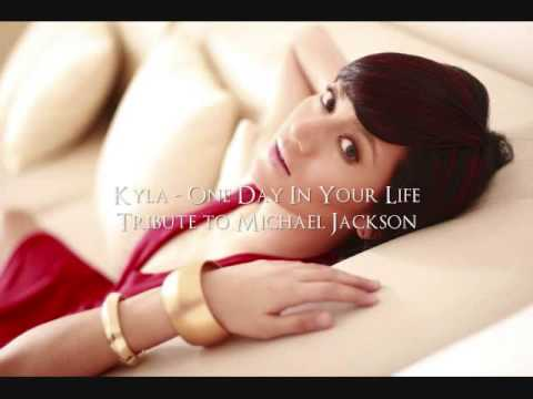 Kyla One Day In Your Life - Michael Jackson Tribute