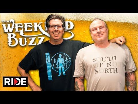 Jeff Grosso & John Lucero: Love Letters, Bones Brigade, Dill, Weirdos: Weekend Buzz ep. 113 pt. 1