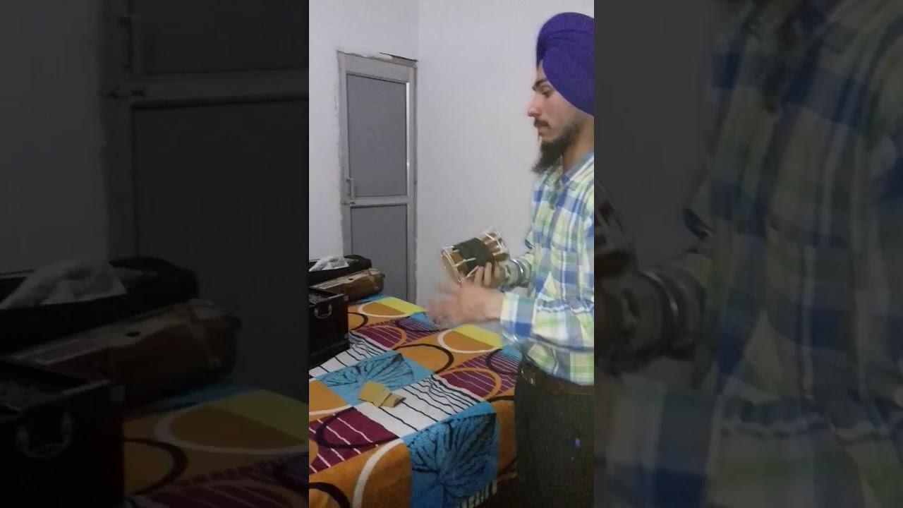 Jore di Kali jugalbandi with respected guru ji short clip umeed aa