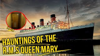 The Library - Volume 6 - RMS Queen Mary - The Haunted History.