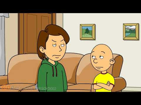 Caillou Fails at Runner3's Impossible Levels/Breaks His Dad's Nintendo Switch/Grounded  