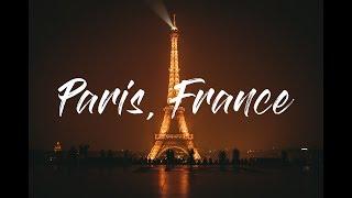 Paris France cinematic video 2018 ( Jay alvarrez inspiration )