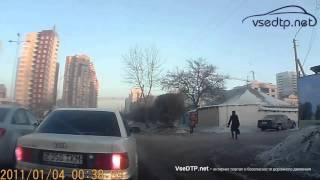 Дорожные войны, или все аварии и ДТП за 25.12.2015