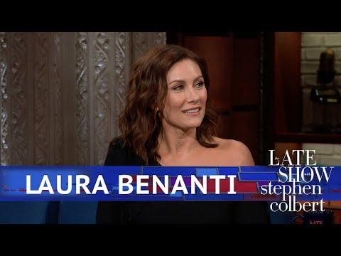 Laura Benanti's WorldClass Singing Isn't Her Daughter's Cup Of Tea