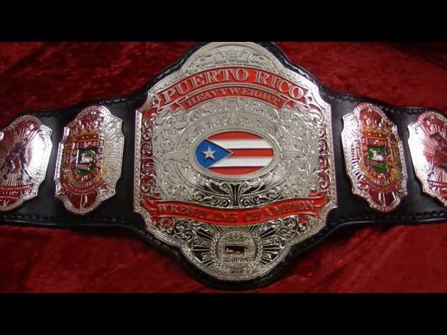 TRB Spotlight: WWC Puerto Rican Heavyweight Title