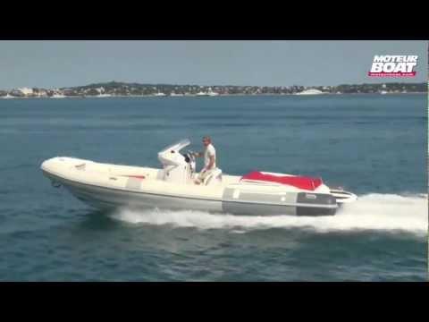 Pirelli PZero 880 SPORT – Essai moteurboat.com