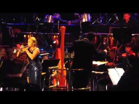 BBC Proms 2016: Haydn Trumpet Concerto Mvnt III - Matilda Lloyd