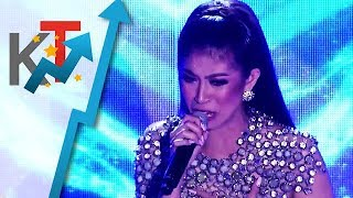 TNT Celebrity Champion Ana Ramsey sings 'Stone Cold'