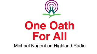 The One Oath For All campaign - Michael Nugent on Highland Radio