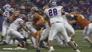 Power of football: columbus east state championship