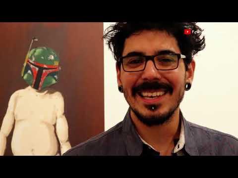 Pablo Cánepa presenta Cosplay en Chilecito