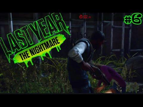SHOCKER ESCAPE! LAST YEAR: THE NIGHTMARE #6 |