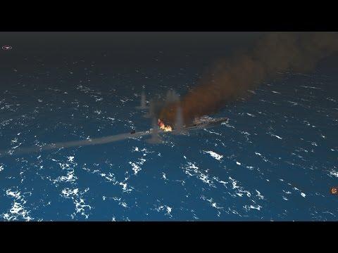 Let's play Atlantic Fleet Campaign. Part 4.
