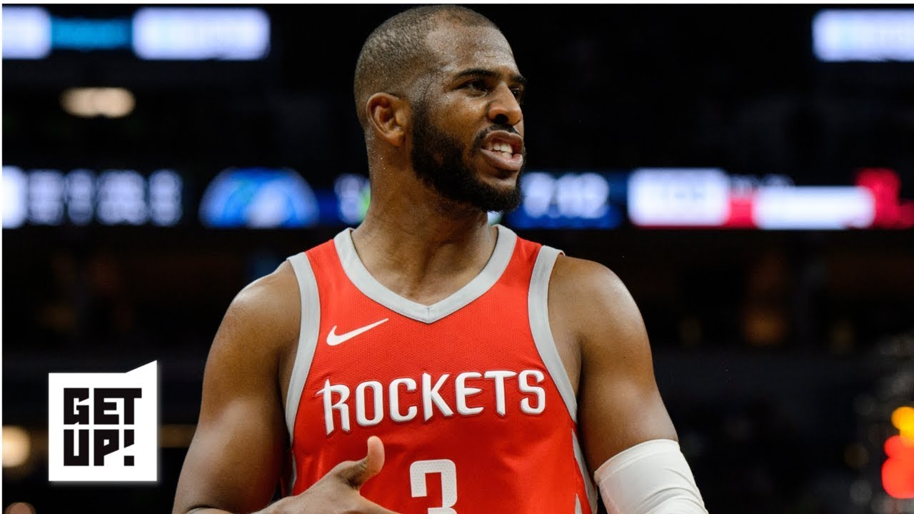 2d22b233c Is there a resolution to Chris Paul and James Harden s beef with NBA refs