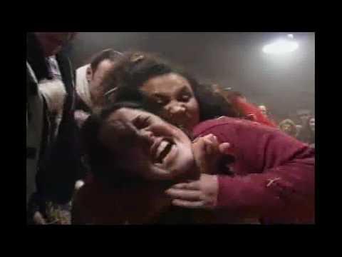 Emmerdale - Mandy Dingle wrestling match (1996)
