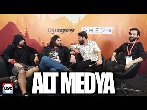 Alt Medya #39 - GİST 2018 Özel Bölümü - Efsaneler Bir Arada!