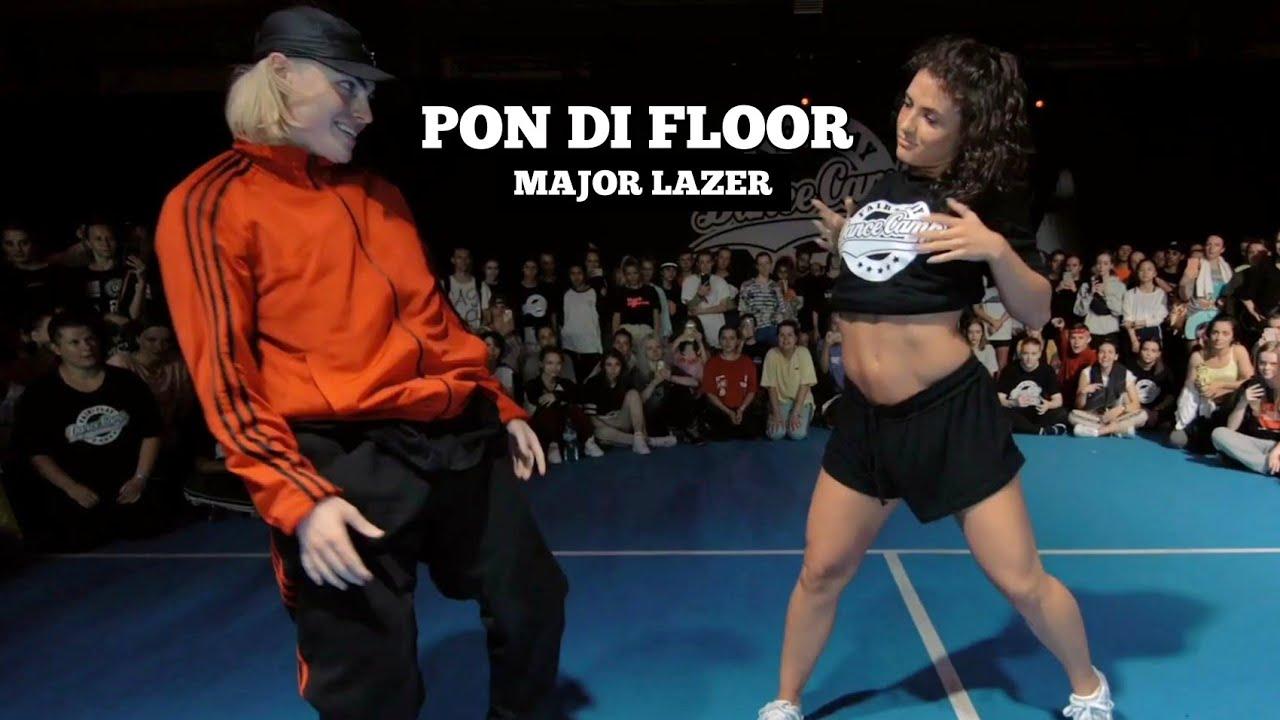 Download Pon Di Floor - Major Lazer. Choreography by Zacc Milne. Danced with Jade Chynoweth