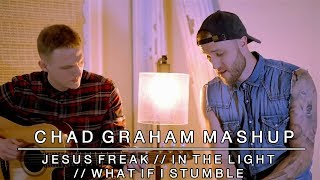 DC Talk Medley: Jesus Freak / In the Light / What If I Stumble | Chad Graham cover