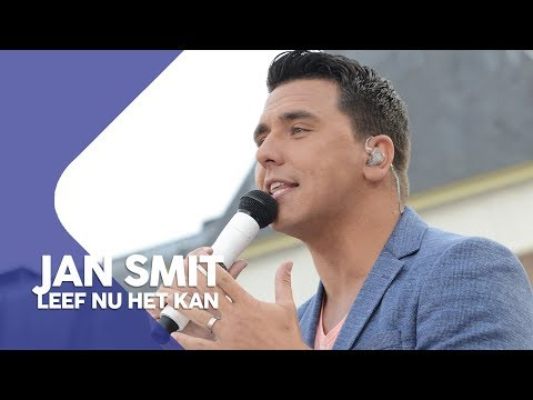 Jan Smit - Leef nu het kan | Muziekfeest op het Plein 2014
