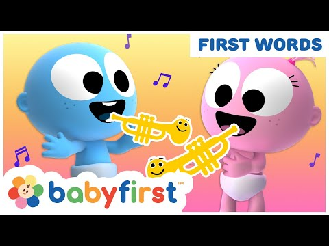 New Episode of GooGoo \u0026 Gaga Baby + My Color Friends Compilation   Trumpet Music for Babies indir