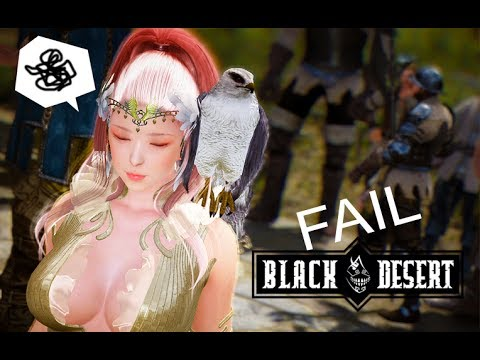 Black Desert Online - Guild Auction House error