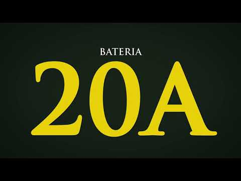 BATERIA 20A