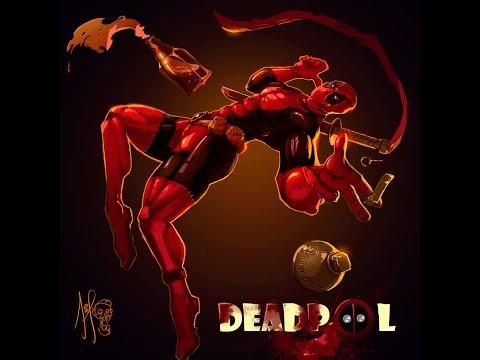 Слушать Buckcherry - Gluttony Deadpool the Game OST полная версия