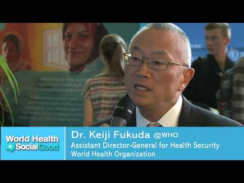 "WHO: Antimicrobial Resistance (AMR) - Interview at ""World Health +SocialGood"""