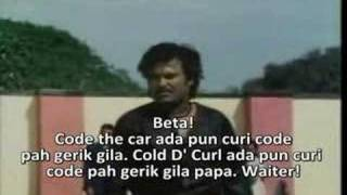 Repeat youtube video Naiklah unta jet - lawak sarikata