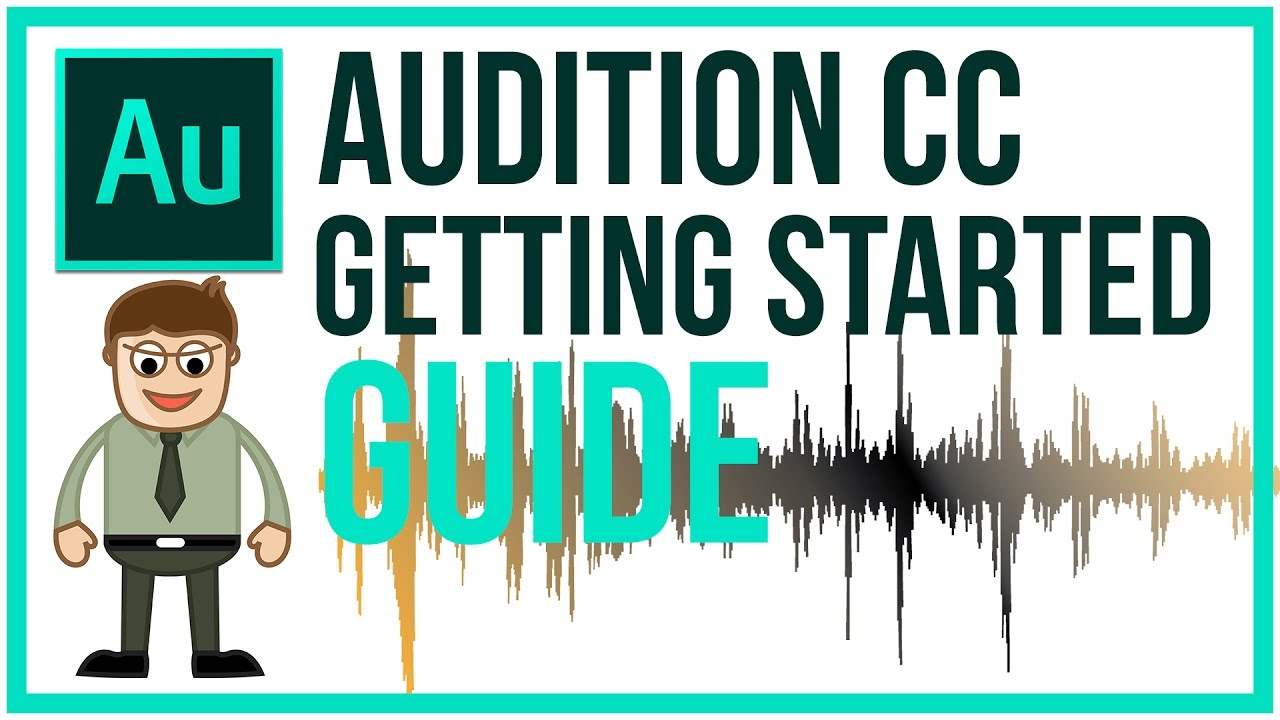 Adobe Audition CC Full Tutorial – Getting Sta…