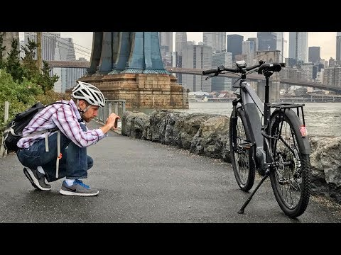 Introduction to Electric Bicycles, What Are They? Podcast Interview Court Rye of EBR