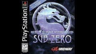 TheRomario626 - Mortal Kombat Mythologies Sub-Zero (PS1) [Pt.1]
